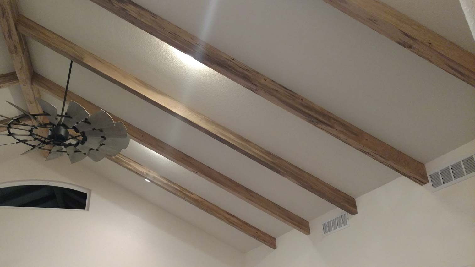 Beetle Kill Pine / Blue Stain Pine Box Beams