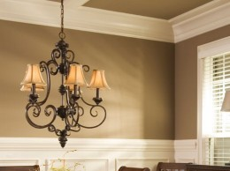Interior Mouldings, Base, Case, Crown Mouldings and Paneling