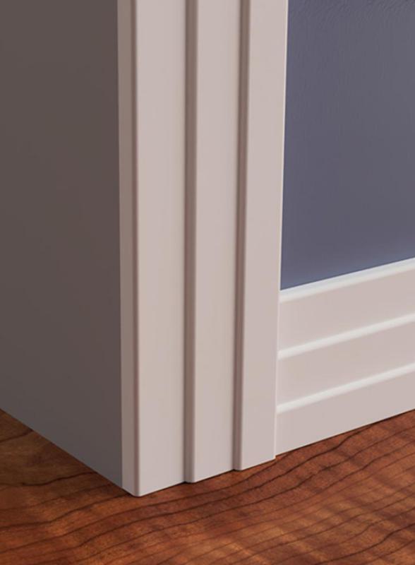 Three Step Interior Trim Combination